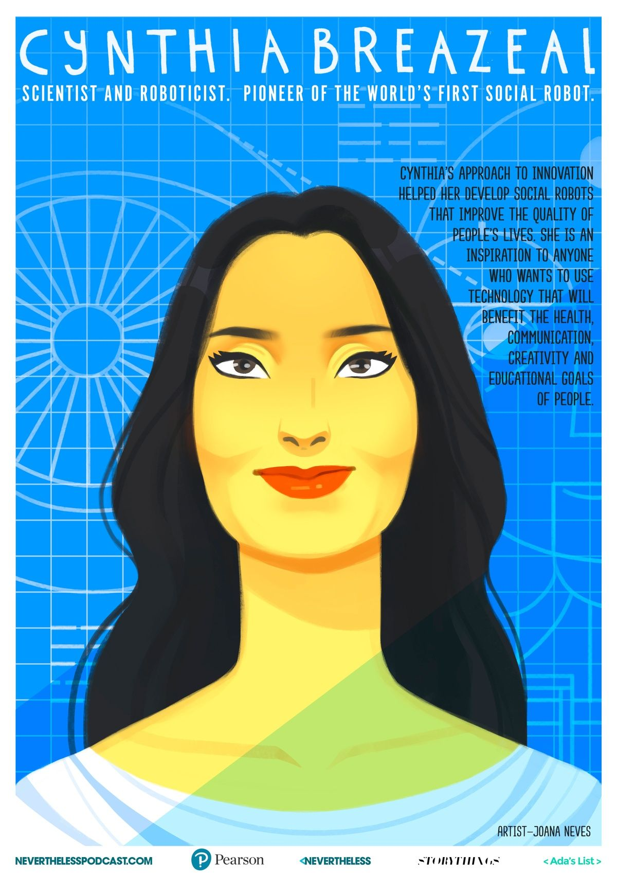 women in STEM poster