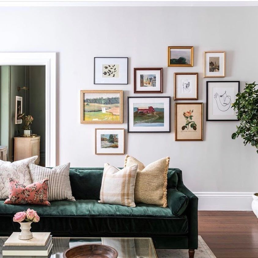 Where to Hang a Gallery Wall