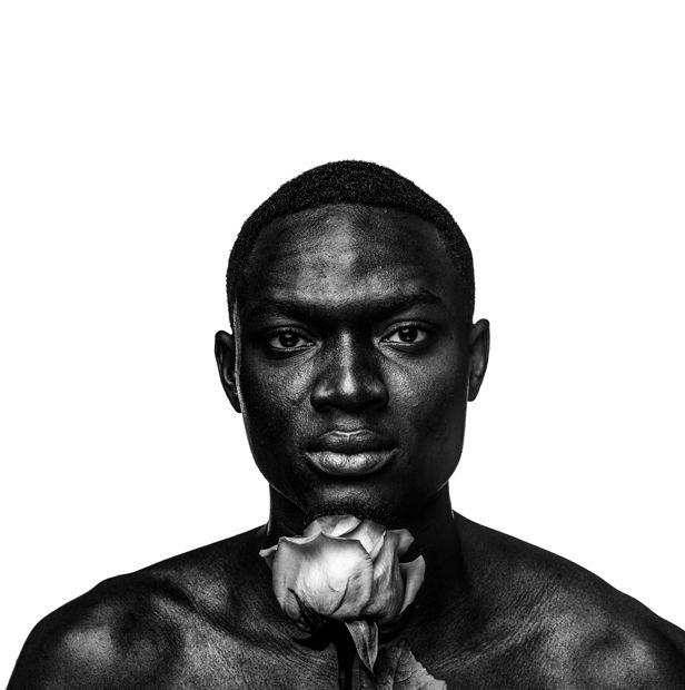 Ima Mfon, photographer, self portrait